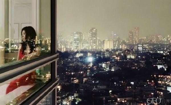 偷窥一座城市窗内的风景 - 风光 - 岳西热线 -岳西新闻网, 岳西地方门户,中国岳西资讯,安徽安庆岳西网