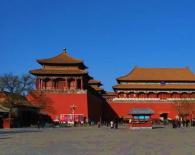 北京古城门