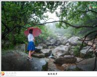 [人文-肖像] 林间漫步