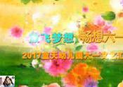 岳西蓝天幼儿园2017六一演出