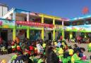 白帽中心幼儿园亲子环保制作活动