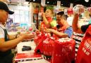 """鲜生活联合天猫超市1小时达在京杭两地为配送员"""""""