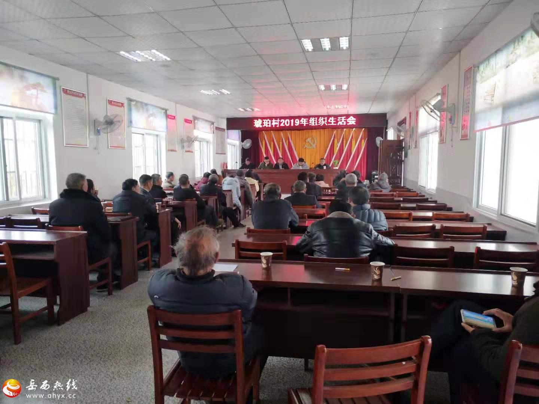 2019农村经济会议_彭城镇召开2019年农村经济工作会