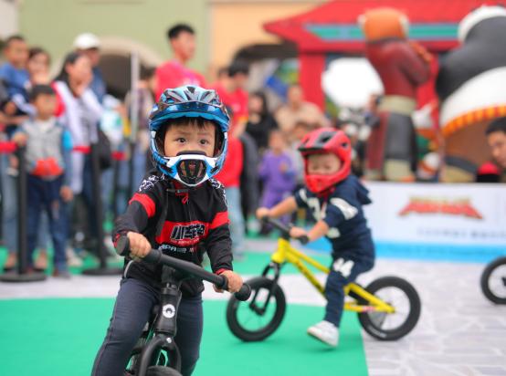 361°童装全能顽童运动文化节:享受真童趣,放肆