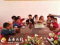 """同心村开展""""5.29计生协会日""""关爱留守儿童活动"""
