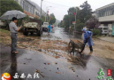 姚河村积极迎战台风利奇马