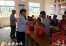 党委政府主要领导赴养老中心开展中秋慰问活动