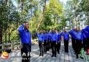 """岳西县城管局开展""""不忘初心、牢记使命""""革命传统"""