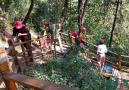 来榜村开展钟形山环境卫生大清扫志愿活动