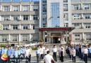 来榜镇举行新中国成立70周年升旗仪式