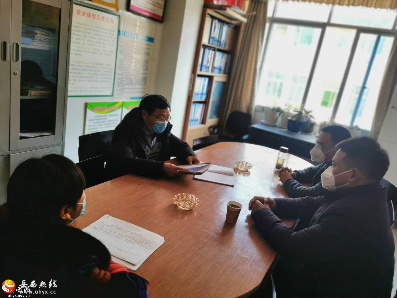 岳西县委史志室开展脱贫攻坚系列活动