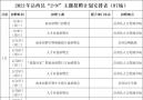 """岳西2021年就业和人才""""2+N""""招聘计划发布"""